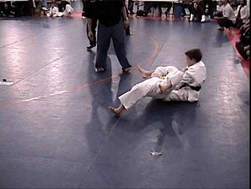 2000 NAGA Grappling Champion