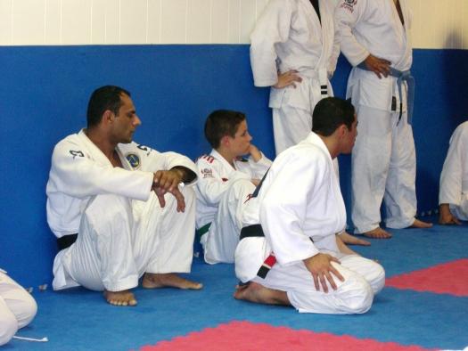 Royler Gracie Seminar 6/17/04 at Montclair Brazilian Jiu Jitsu