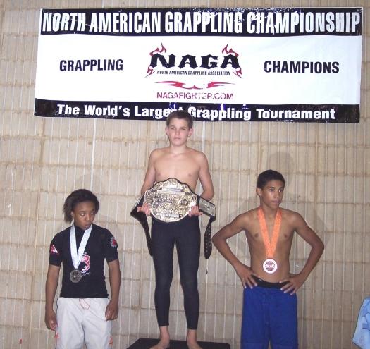 2004 North American Grappling Championship - Photos taken by Jim