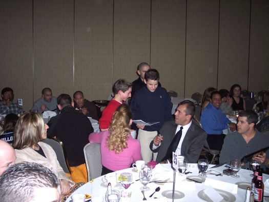 2005 Grappling Hall Of Fame Induction Ceremony