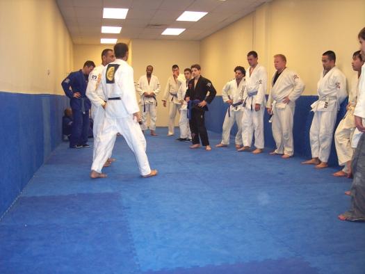 2006 Rolyer Gracie Seminar  (Mrkulic BJJ) Bloomfield NJ