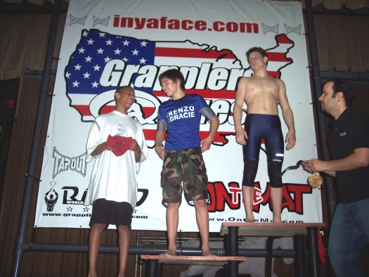 2006 Official U.S. National Grappling Championships