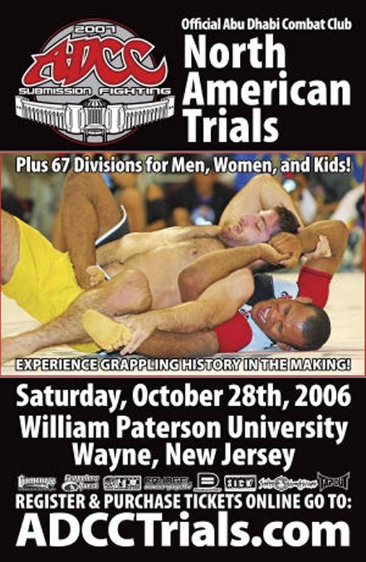 2006 ADCC North American Trials