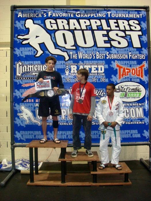2008 Grapplers Quest U.S. Nationals