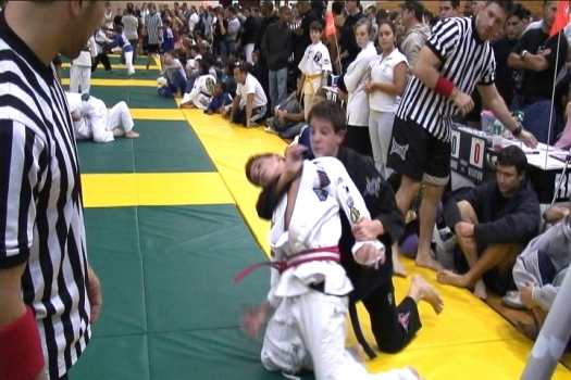 2005 N.A.G.A. North American Grappling Championships 10 year Ann