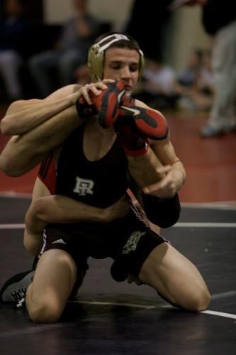 2009 Doug Parker Springfield Wrestling Invitational 141 lbs