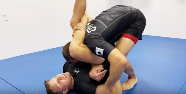 Ep. 2 - Victor Hugo Muscle Sweep to Triangle Armbar Breakdown