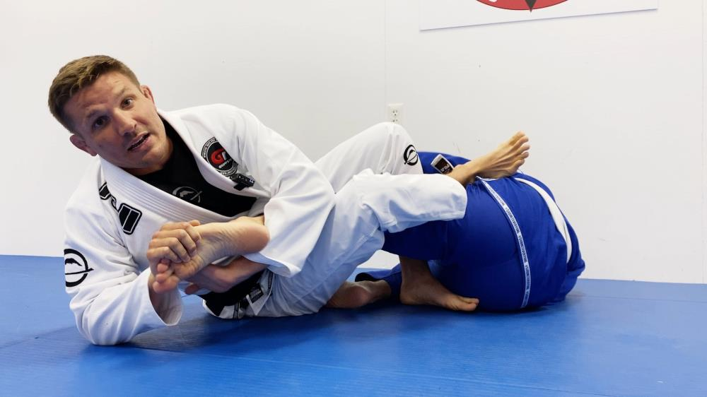 Ep. 3 - Ricardo Evangelista Single Leg X Guard Toe Hold Breakdown
