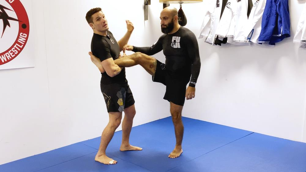 Ep. 17 - Single Leg Positioning Tip (No Gi)- When To