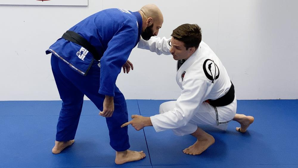 Ep. 35 - Fellipe Andrew Ankle Pick Breakdown - Gi Version