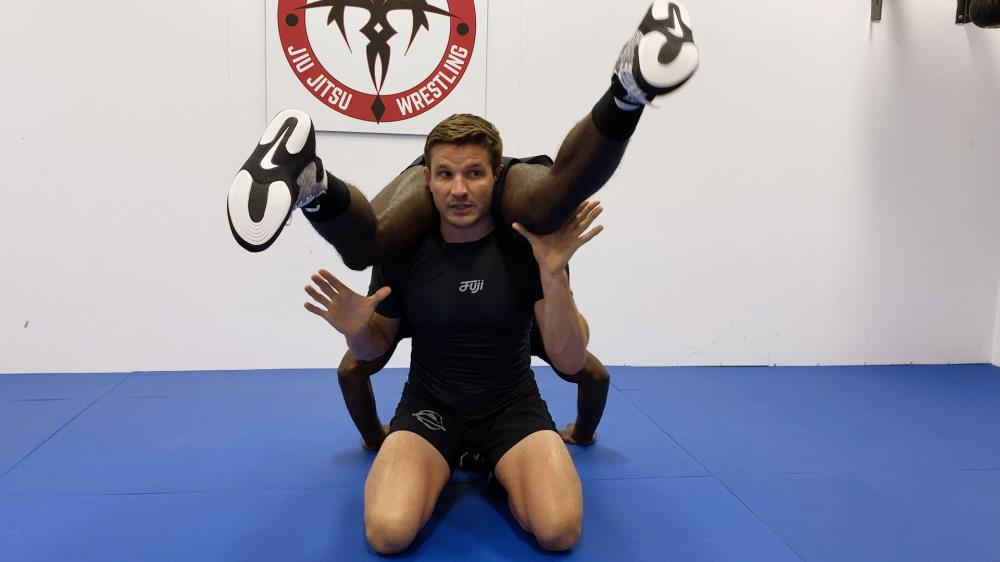 Ep. 58 - Michael Trasso's Back Door Ankle Roll Finish